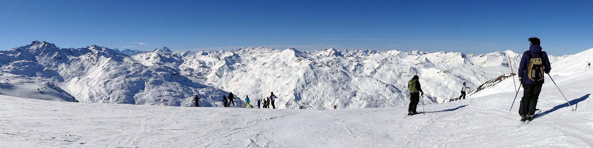 Helmkamera Ski fahren