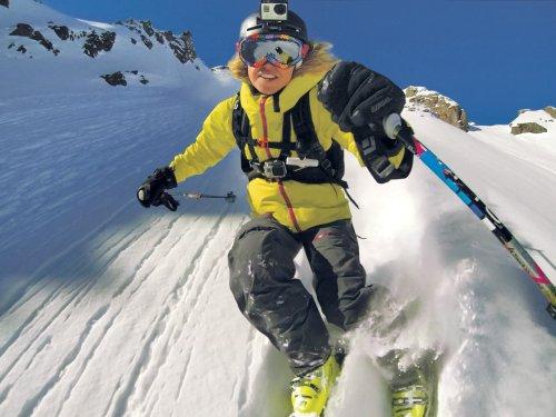 Helmkamera Ski