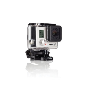 GoPro Helmkamera Hero3+ Silver (DE Version) - 1